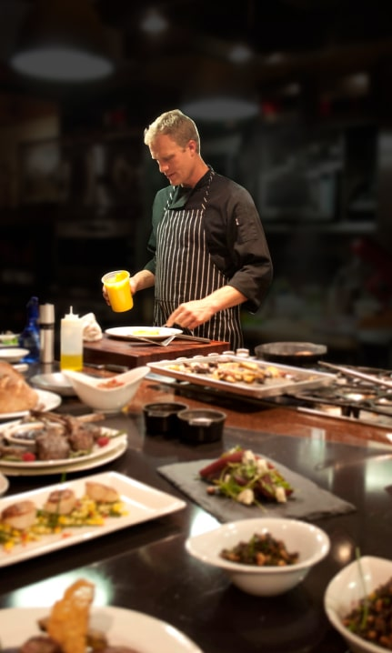 Montana Chef